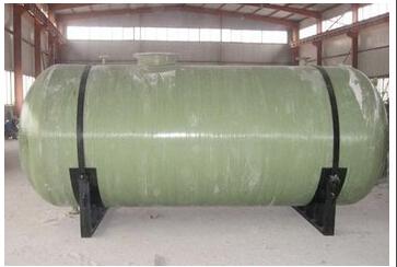 玻璃鋼臥式容器