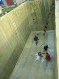 污水处理防腐池